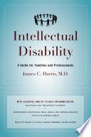 Intellectual Disability Book