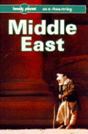 Middle East on a Shoestring Book