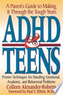 ADHD & Teens