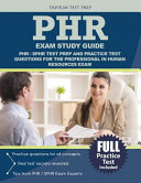 Phr Exam Study Guide