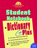 Random House Webster s Student Notebook Dictionary Plus