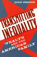 Transmitting Inequality Pdf/ePub eBook