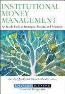 Institutional Money Management