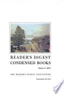 READER'S DIGEST CONDENSED BOOKS VOLUME 2 1975