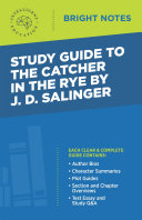 Study Guide to The Catcher in the Rye by J.D. Salinger Pdf/ePub eBook