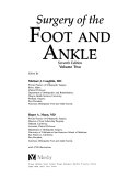 Surgery of the Foot and Ankle Book