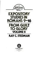 Expository Studies in Romans 9 16