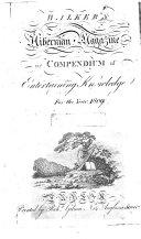 Walker s Hibernian Magazine  Or  Compendium of Entertaining Knowledge