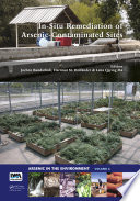 In Situ Remediation Of Arsenic Contaminated Sites