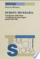 Europa mineraria