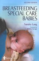 Breastfeeding Special Care Babies