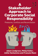 A Stakeholder Approach to Corporate Social Responsibility