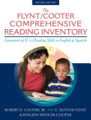 The Flynt/Cooter Comprehensive Reading Inventory