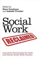 Pdf Social Work Reclaimed Telecharger