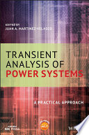 Transient Analysis Of Power Systems Book PDF