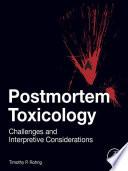 Postmortem Toxicology Book PDF