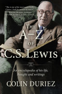 The A Z of C S  Lewis