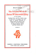 James Whitcomb Riley s Complete Works