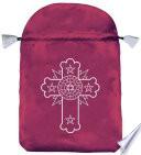 Rosicrucian Satin Bag