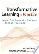 Transformative Learning In Practice Book PDF