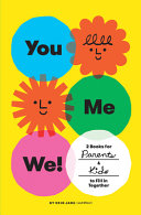 You  Me  We   Set of 2 Fill In Books