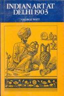 Indian Art at Delhi 1903