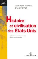 Histoire et civilisation des États-Unis [Pdf/ePub] eBook