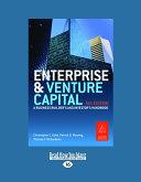 Enterprise and Venture Capital: A Business Builders' and Investors' Handbook (Large Print 16pt)