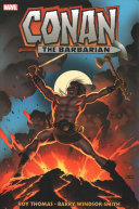 link to Conan the Barbarian : the original Marvel years omnibus in the TCC library catalog
