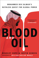 Blood and Oil Book