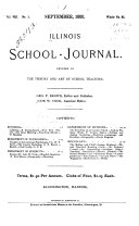 Illinois School Journal