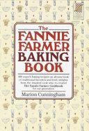 The Fannie Farmer Baking Book
