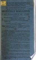 The Monthly Magazine And British Register