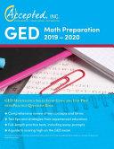 GED Math Preparation 2019-2020