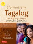 Elementary Tagalog Pdf/ePub eBook