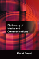 Pdf Dictionary of Media and Communications Telecharger