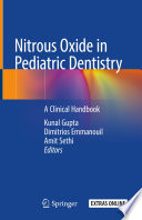 Nitrous Oxide in Pediatric Dentistry Book