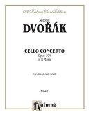 Cello Concerto, Op. 104 Pdf/ePub eBook