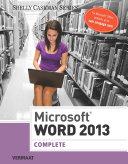 Microsoft Word 2013  Complete