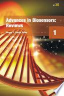 Advances in Biosensors Vol 1  b w Book