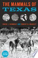 The Mammals of Texas