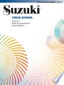 Suzuki Violin School   Volume 2  Revised