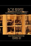 Bon Appetit  Stories   Recipes for Human Consumption