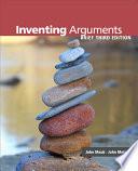 Inventing Arguments Brief