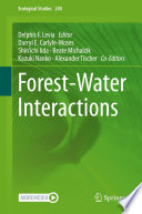 Forest Water Interactions