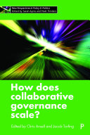 How Does Collaborative Governance Scale?