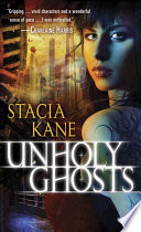Unholy Ghosts Book