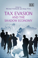 Pdf Tax Evasion and the Shadow Economy