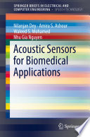 Acoustic Sensors for Biomedical Applications Book