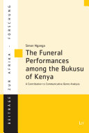 The Funeral Performances among the Bukusu of Kenya